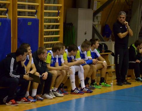 Prijateljska Člani RK Grosuplje - Mladinska reprezentanca Slovenije doma 19. 10. 2015_15