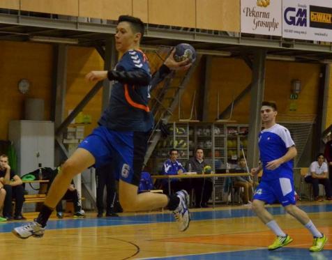 Prijateljska Člani RK Grosuplje - Mladinska reprezentanca Slovenije doma 19. 10. 2015_4